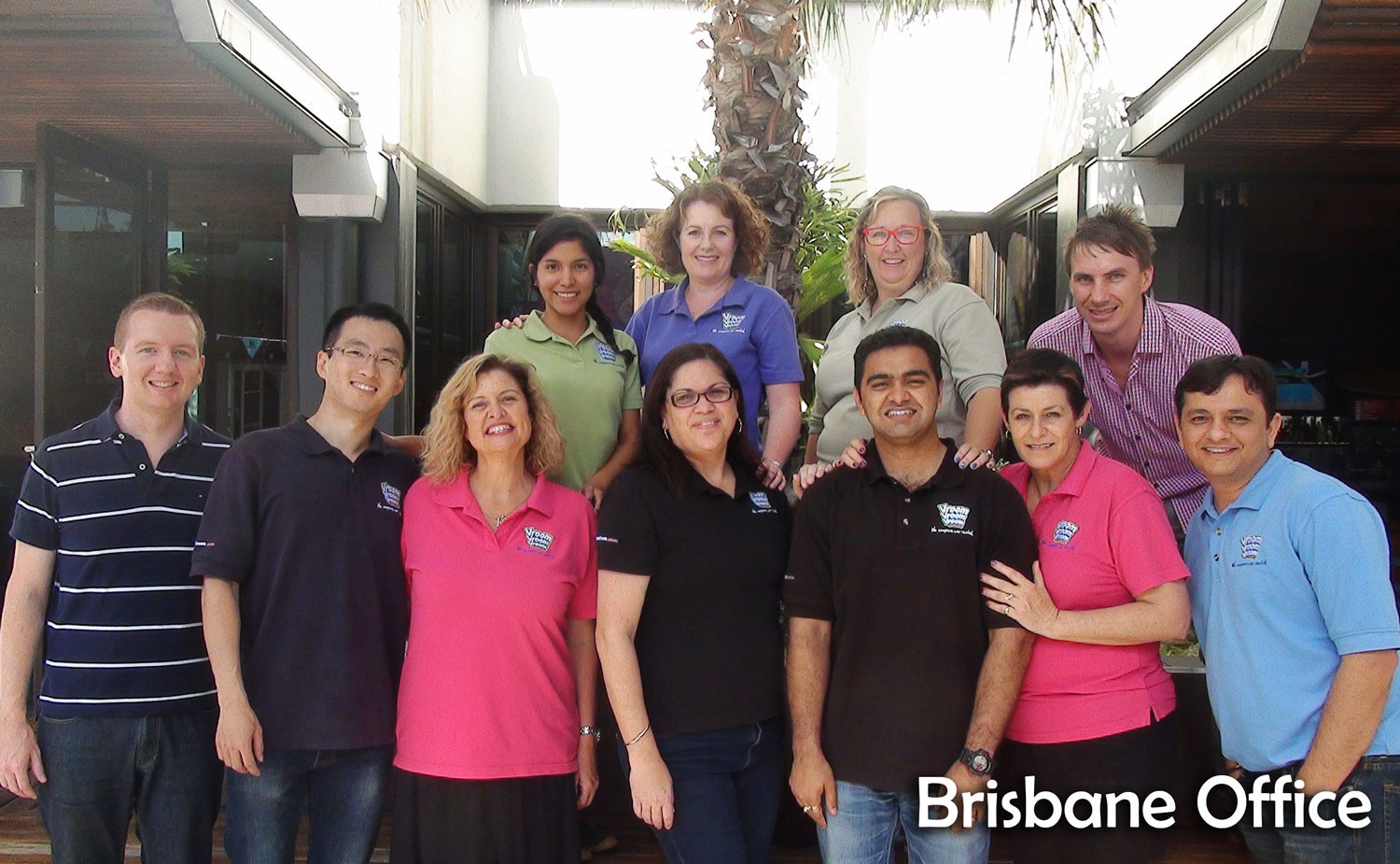 Brisbane Office Team
