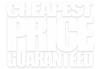 Cheapest Price Guaranteed