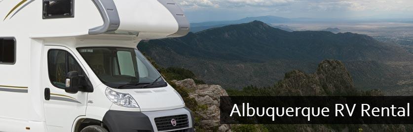 Albuquerque, New Mexico RV Rental