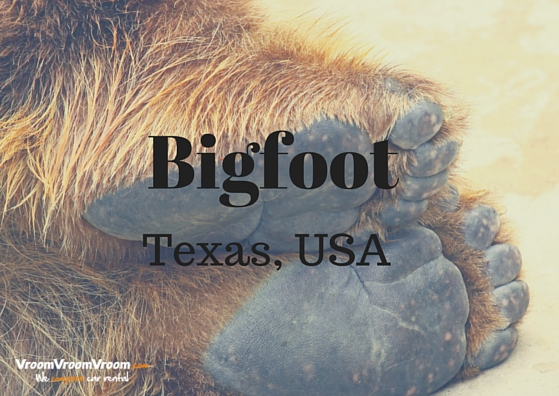 Big Foot, Texas