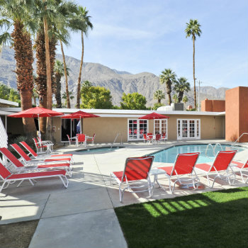 Bearfoot Inn, Palm Springs