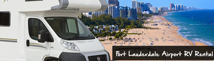 Fort Lauderdale Hollywood Intl Airport Campervan Rental