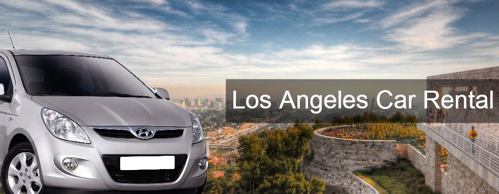car rental Los Angeles