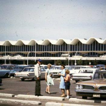 minneapolis airport 1960