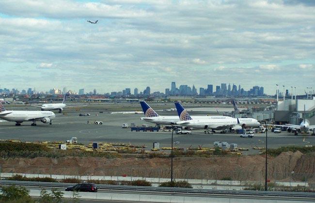 Newark Airport Car Rental Thrifty