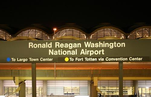 Car Rental Washington Dc Ronald Reagan Airport