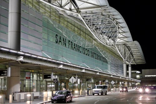 San Francisco airport car rental