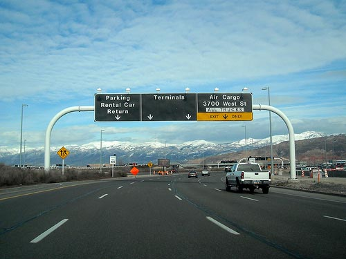 Car Rental Salt Lake City International Airport
