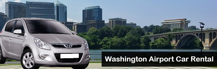 Car Rental Washington Airport Compare Cheap Rates Today