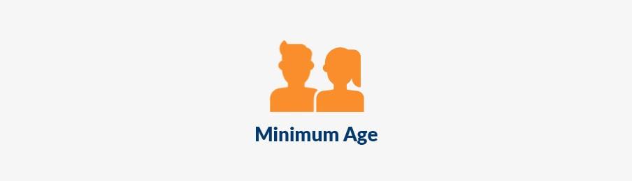 minimum age
