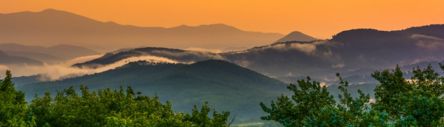 Appalacian Mountains, North Carolina