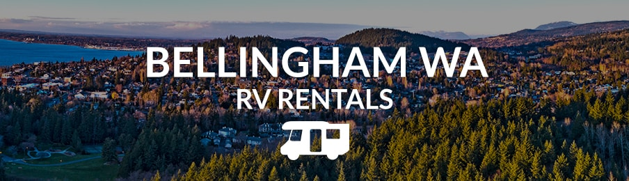 bellingham washington rv rentals in the US banner