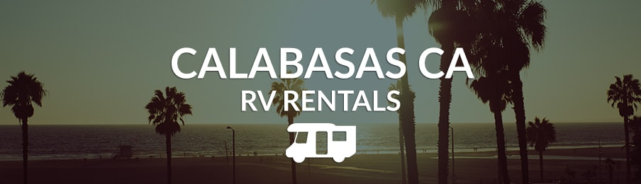 calabasas california rv rentals in the US banner