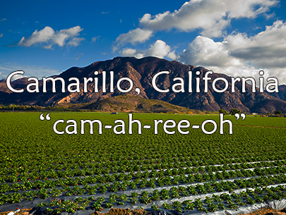 Camarillo, California