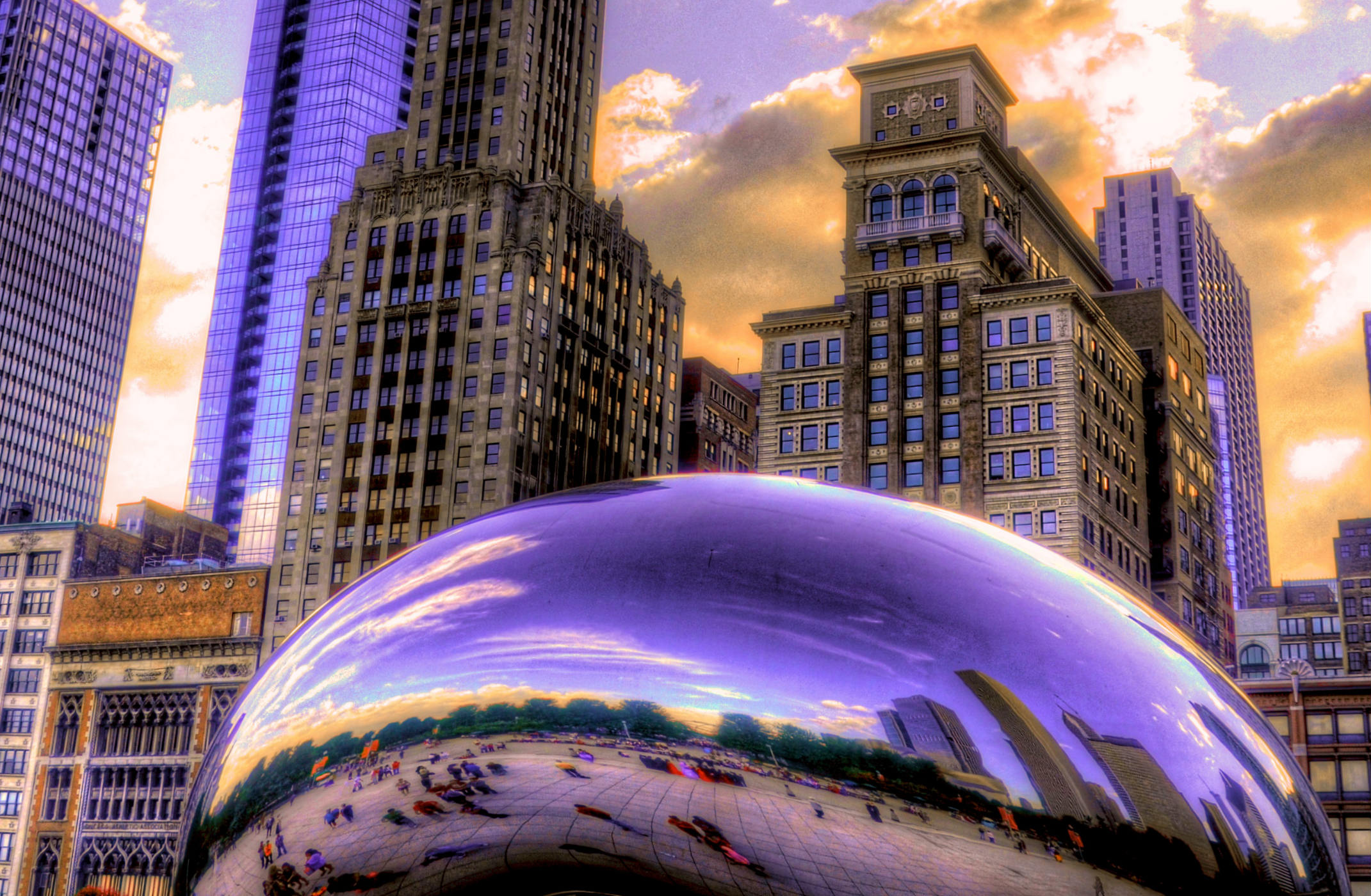 airport car rental Chicago