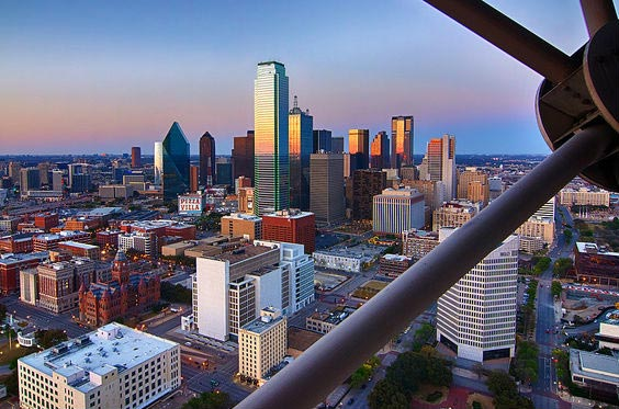 airport car rental Dallas