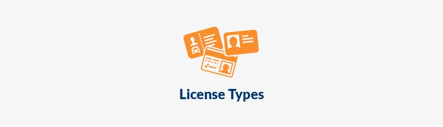 Drivers License Types in the USA