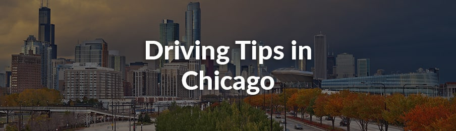 driving tips in chicago