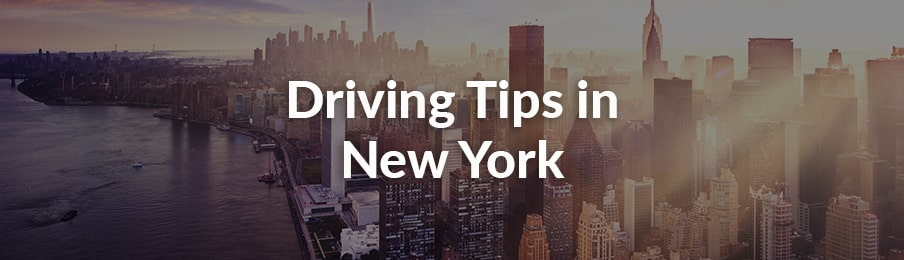 driving tips in new york city