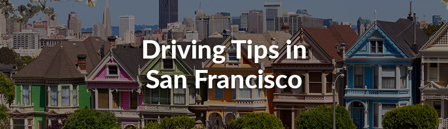 driving tips in san francisco