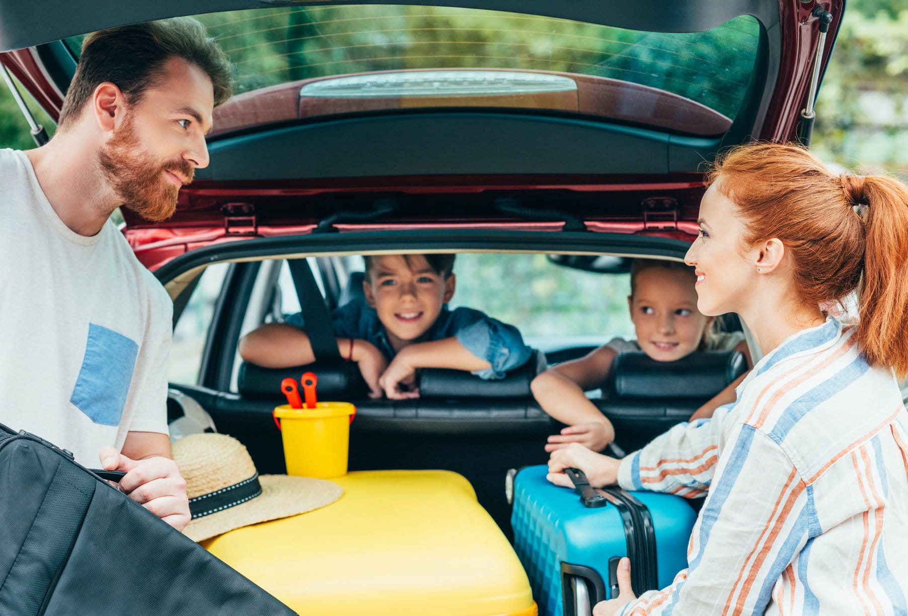 Car Rental For Family Travel Vroomvroomvroom Com