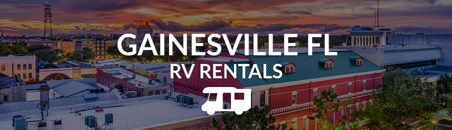 gainesville rv rentals in the US banner