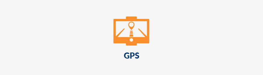GPS for rental car extras US banner