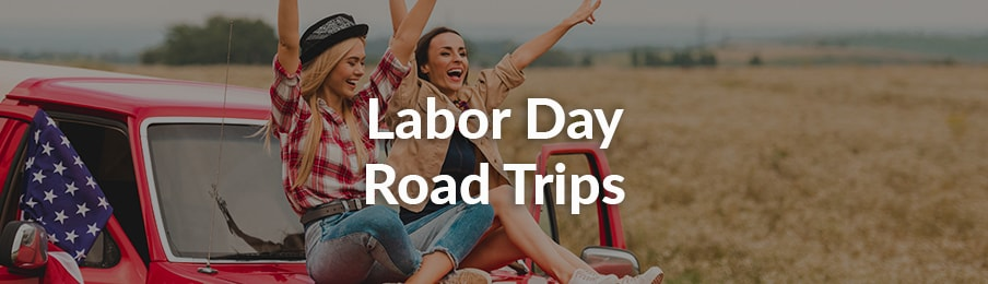 Labor Day Road Trips in the USA