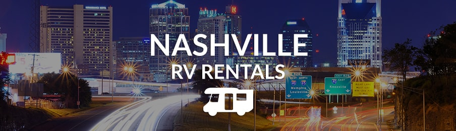 Nashville RV Rental in the US banner