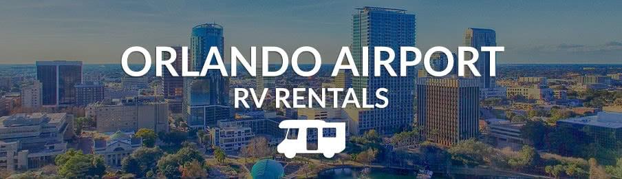Orland Airport RV Rentals banner