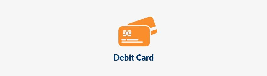 Debit Card Option USA