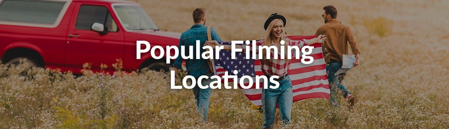 popular filming locations