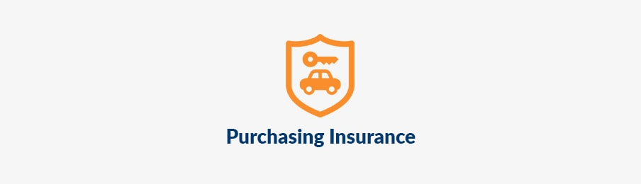 Purchasing insurance in the US banner