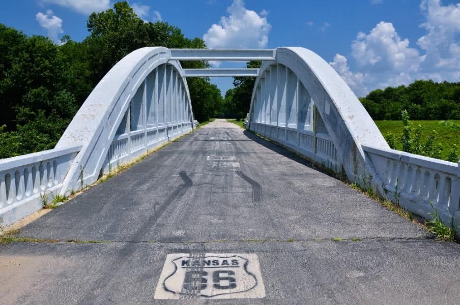 Rainbow Bridge Route 66