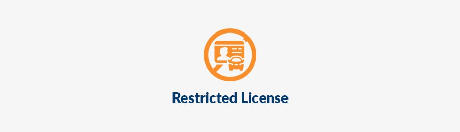 Restricted License in the USA