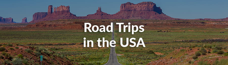 Road Trips in the USA