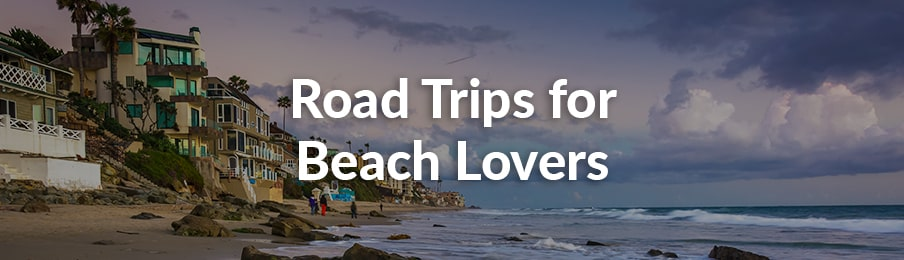 road trips for beach lovers