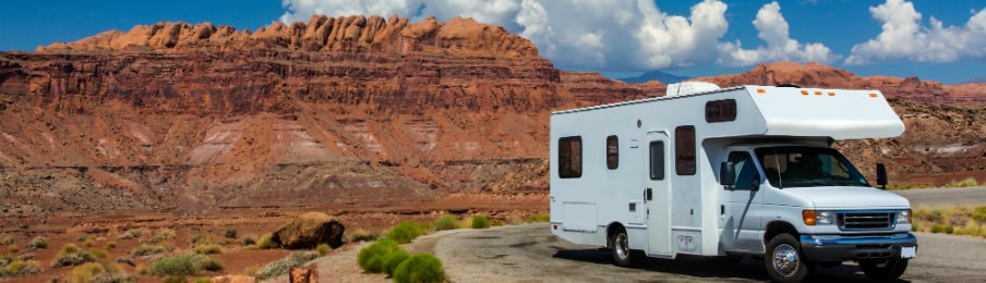 RV Rental motorhome USA