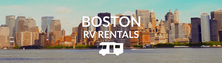 Rv Rental Boston Compare Campervan Deals