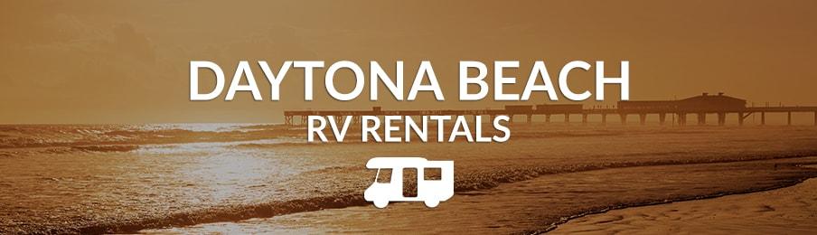 Daytona Beach RV Rentals