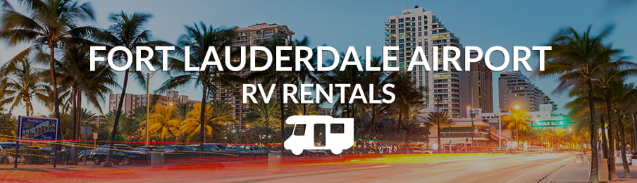 fort lauderdale airport rv rentals in the US banner