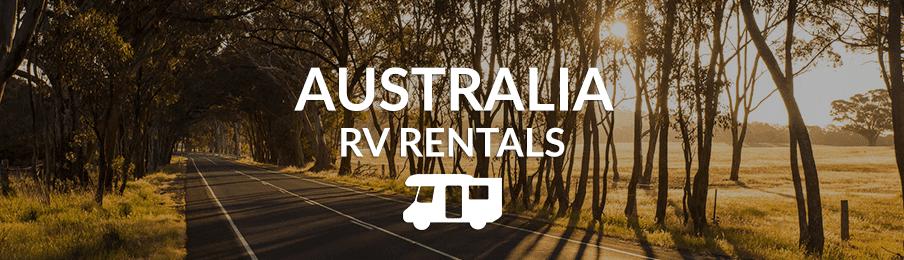 Australia RV Rentals