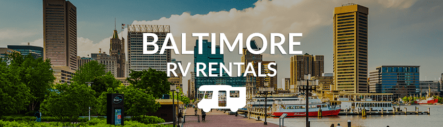 Baltimore RV Rentals