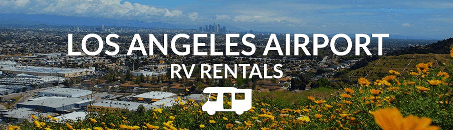 Rv Rental Los Angeles Airport Compare Motorhome Deals