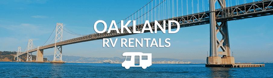 Oakland RV Rentals
