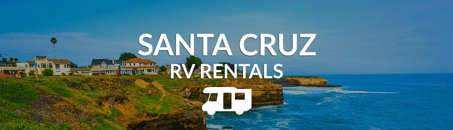 Santa Cruz RV Rentals