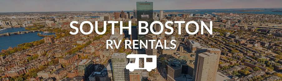 RV Rental South Boston MA - Compare Motorhome Deals