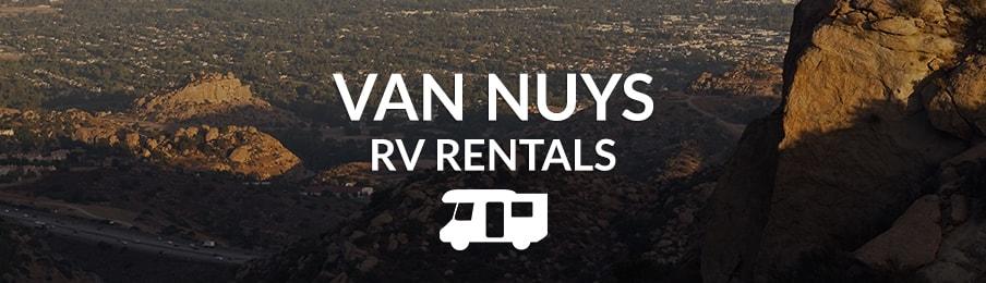 Van Nuys RV Rentals