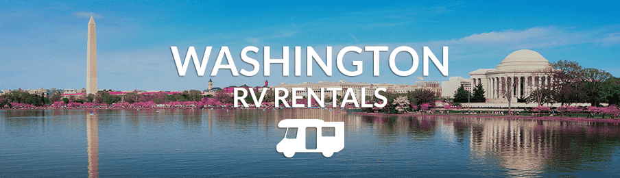 Washington DC RV Rentals