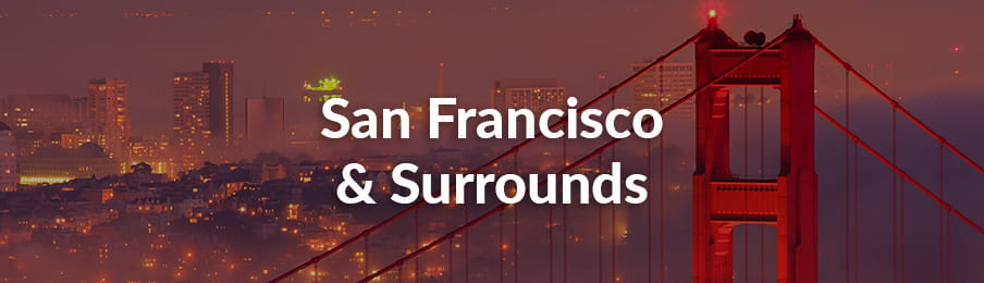 San Francisco road trips guide banner